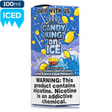 Candy King on Ice - Lemon Drops eJuice Candy King-Ice