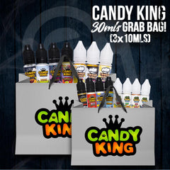 Candy King 30ml Mystery Grab Bag Grab Bag Candy King eLiquid