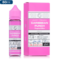 Glas Basix Series Caribbean Punch Gourmet E-Liquid - buy-ejuice-direct