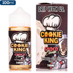Cookie King - Choco Cream eJuice Candy King-Cookie