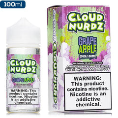 Cloud Nurdz - Grape Apple - buy-ejuice-direct