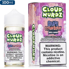 Cloud Nurdz - Grape Strawberry - buy-ejuice-direct