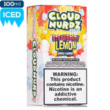 Cloud Nurdz Iced - Strawberry Lemon - buy-ejuice-direct