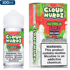 Cloud Nurdz - Watermelon Apple - buy-ejuice-direct