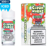 Cloud Nurdz Iced - Watermelon Apple - buy-ejuice-direct