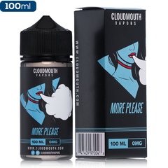 Cloudmouth - More Please - buy-ejuice-direct