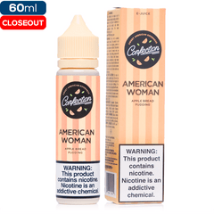 Confection Vape - American Woman closeout Confection Vape