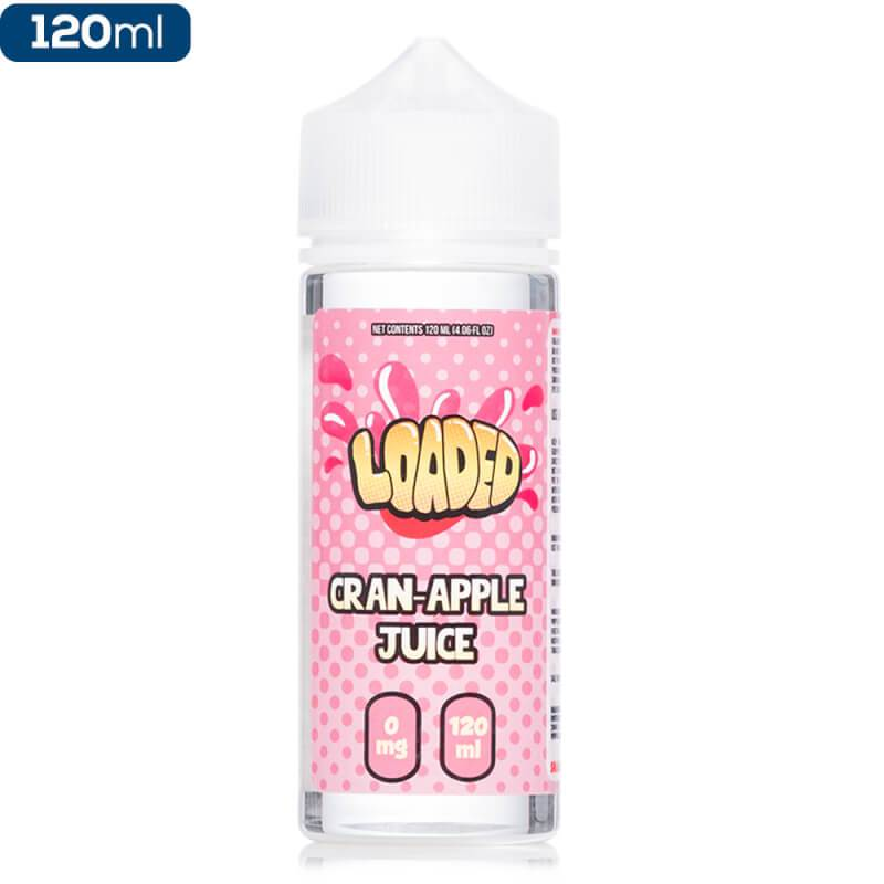 Loaded Cran-Apple Juice Premium Vape Juice eJuice Direct