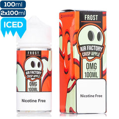 Air Factory Frost - Crisp Apple eJuice Air Factory-Frost