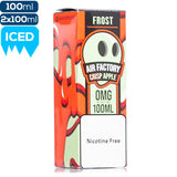 Air Factory Frost Crisp Apple Premium Vape Juice eJuice Direct
