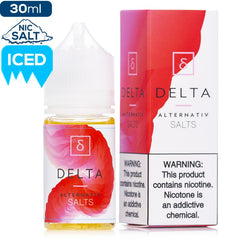 Alternativ Salts - Delta Nic Salt eJuice Alternativ