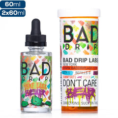 Bad Drip Labs Don't Care Bear Premium Vape Juice eJuice Direct