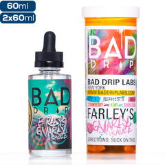Bad Drip Labs Farley's Gnarly Sauce Premium Vape Juice eJuice Direct