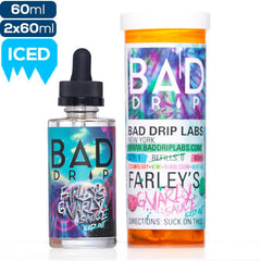 Bad Drip Labs Farley's Gnarly Sauce Iced Out Premium Vape Juice eJuice Direct