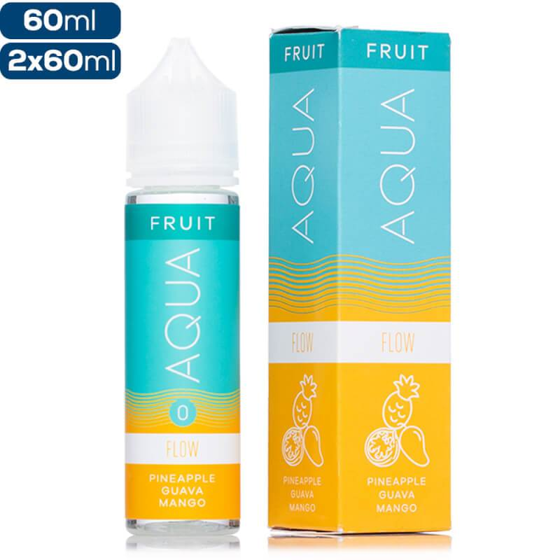 Aqua Fruit Flow Premium Vape Juice eJuice Direct