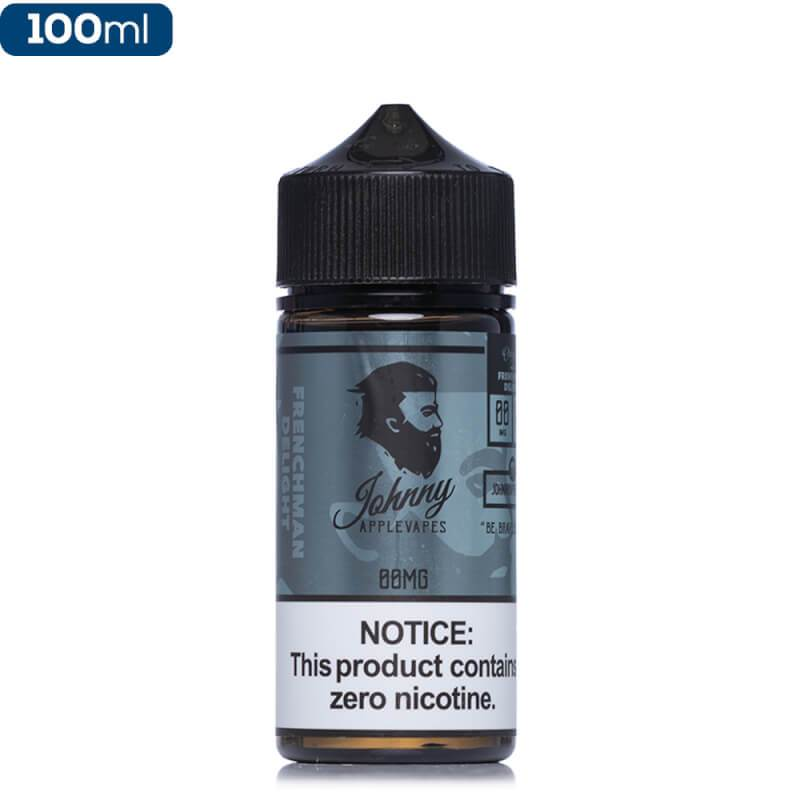 Johnny Applevapes - Frenchman's Delight - buy-ejuice-direct