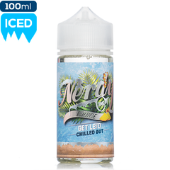 Nerdy eLiquids Get Leid Chilled Out Premium Vape Juice eJuice Direct