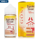 The Pancake House - Glazed Strawberry - buy-ejuice-direct