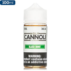 Holy Cannoli Glazed Donut Premium Vape Juice eJuice Direct