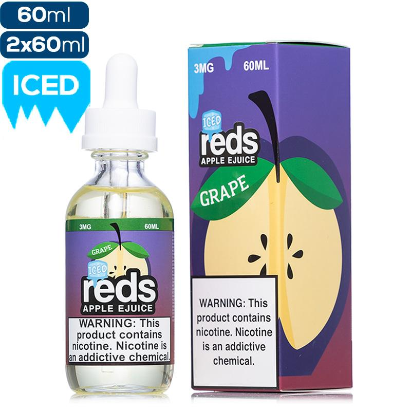 Reds Apple eJuice - Grape Iced - buy-ejuice-direct