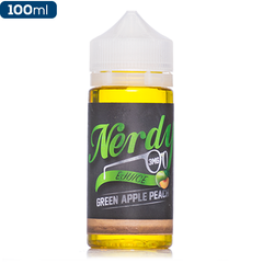 Nerdy - Green Apple Peach - buy-ejuice-direct
