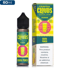 Coastal Clouds Oceanside - Guava Punch - buy-ejuice-direct