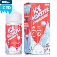 Ice Monster by Jam Monster Strawmelon Apple eJuice Vape | EJD