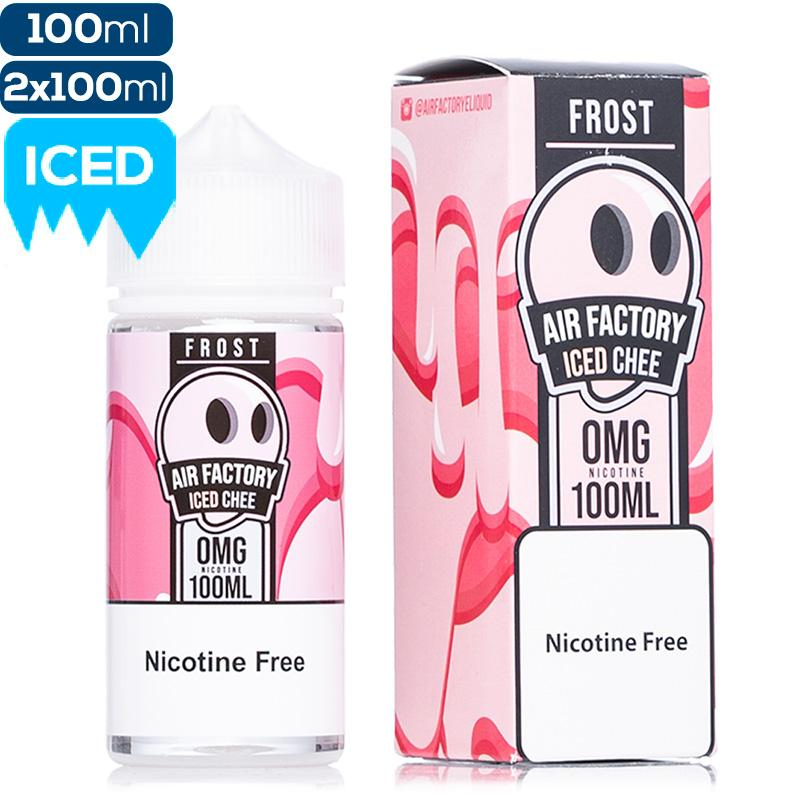 Air Factory Frost Iced Chee Premium Vape Juice eJuice Direct