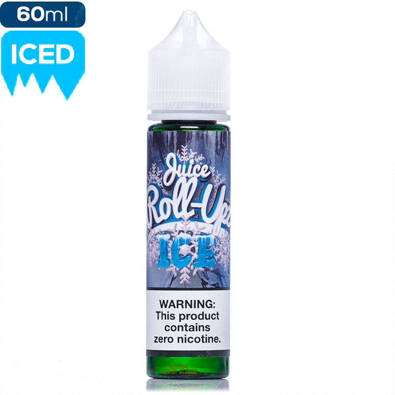 Juice Roll Upz Ice - Blue Raspberry Ice - buy-ejuice-direct