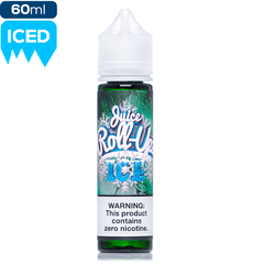 Juice Roll Upz Ice - Green Apple Ice - buy-ejuice-direct