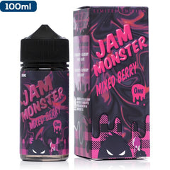 Jam Monster - Mixed Berry eJuice Jam Monster