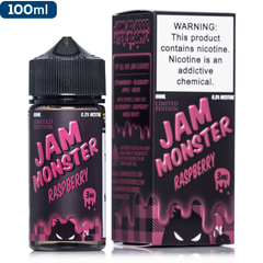 Jam Monster Limited Edition Raspberry | eJuice Vape