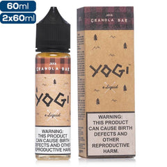 Yogi - Java Granola Bar - buy-ejuice-direct