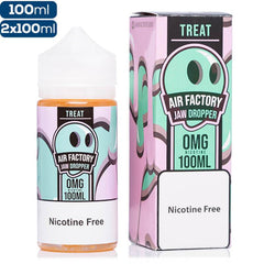 Air Factory Treat Jaw Dropper Premium Vape Juice eJuice Direct