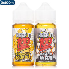 Keep It 100 Dessert 2 Pack Pack Deal Keep It 100