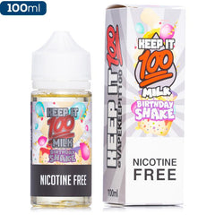 Keep it 100 - Birthday Shake - buy-ejuice-direct
