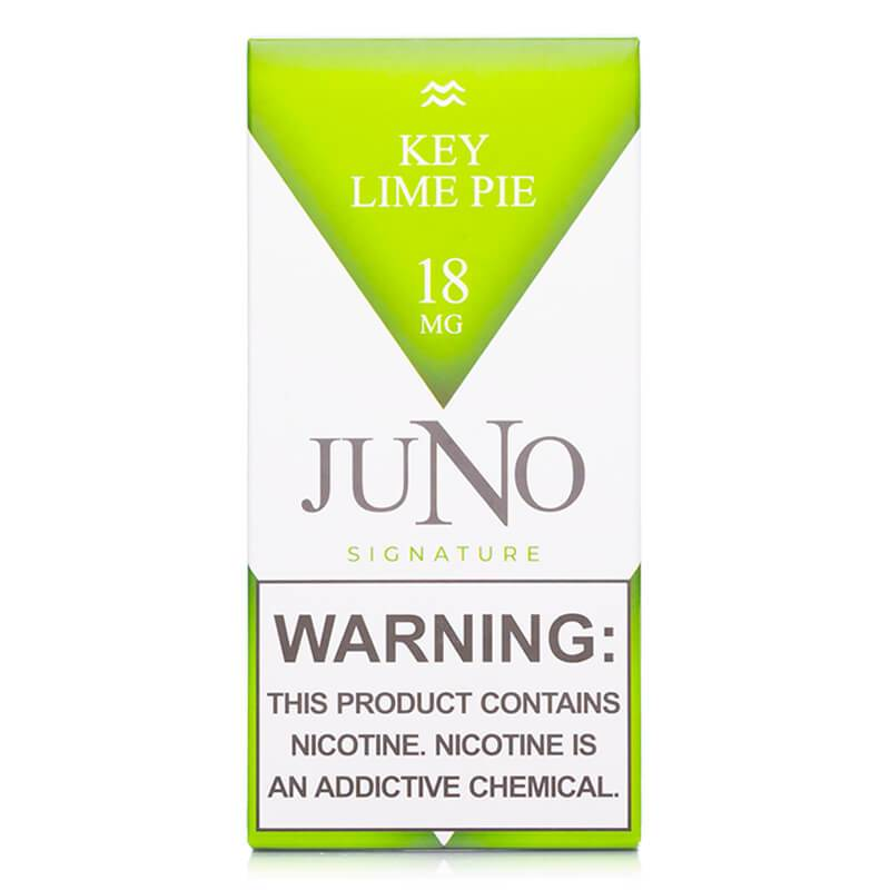 Juno - Key Lime Pie Pods - buy-ejuice-direct