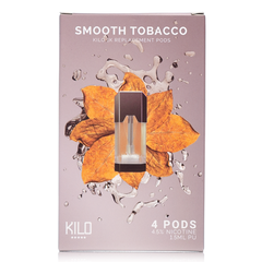 Kilo 1K- Smooth Tobacco Pods - buy-ejuice-direct