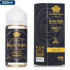 Kilo Black Series - Apple Pie eJuice - buy-ejuice-direct