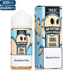 Air Factory Treat Kookie Krunch Premium Vape Juice eJuice Direct
