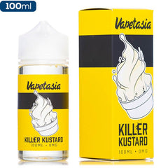 Vapetasia Killer Kustard Original Premium Vape Juice eJuice Direct