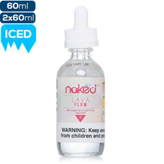 Naked 100 Ice - Lava Flow - buy-ejuice-direct
