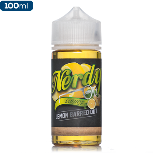 Nerdy - Lemon Barred Out - buy-ejuice-direct