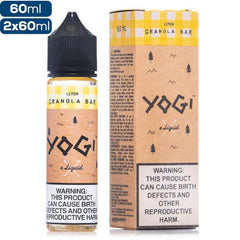 Yogi - Lemon Granola Bar ejuice Yogi eLiquid
