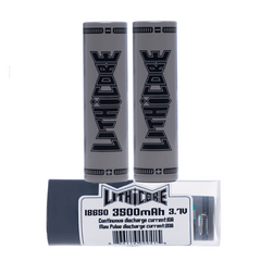 Lithicore - 18650 3500mAh Batteries Battery Lithicore 3500mAh 2 Pack