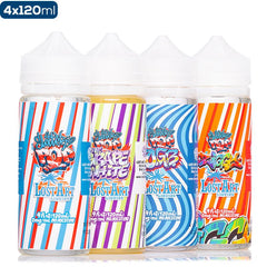 Slotter Pop by Lost Art Liquids 4 Pack Pack Deal Lost Art-Slotter Pop