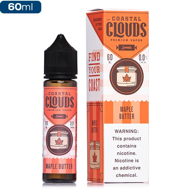 Coastal Clouds Sweets - Maple Butter - buy-ejuice-direct