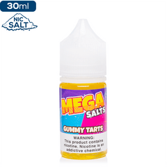MEGA Salts by Verdict Vapors - Gummy Tarts Nic Salt eJuice Verdict Vapors-MEGA