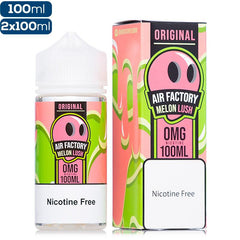 Air Factory Melon Lush Premium Vape Juice eJuice Direct