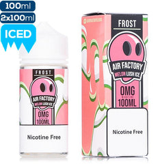 Air Factory Frost Melon Lush Ice Premium Vape Juice eJuice Direct